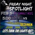 Friday Night Spotlight!