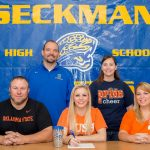 Wingbermuehle heads to Oklahoma State for Cheer