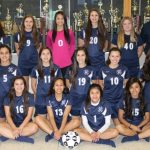Lady Spartan Soccer picks up Region win on Senior Night