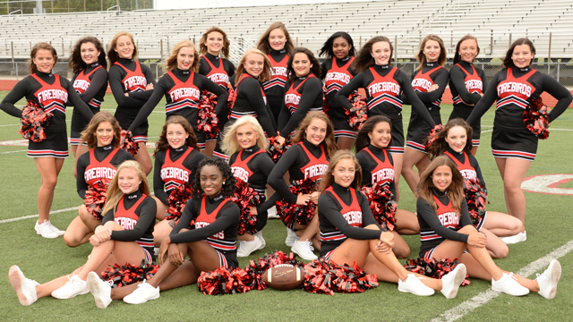 Congratulations to our 2018-2019 Lakota West Football & Basketball Cheerleaders:
