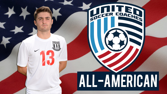 Lakota West Soccer: Linden Eberle Named as a 2017 High School Boys All-American!