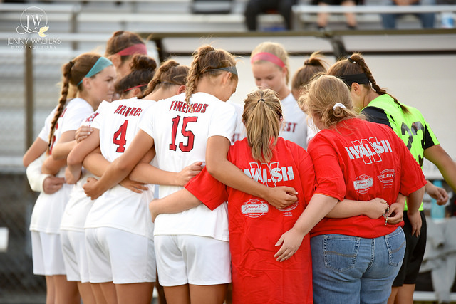 Attention All Girls: Lakota West Girls Soccer Has A Player/Parent Meeting on Thursday, February 1st @ 6:30pm!
