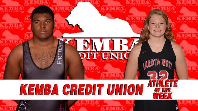 Kemba Credit Union Athletes of the Week 1/8/2018-1/14/2018