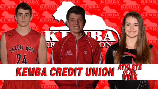 Kemba Credit Union Athletes of the Week 2/12/2018-2/18/2018