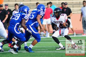 Tascosa vs Palo Duro ( JV ) – August 24, 2016
