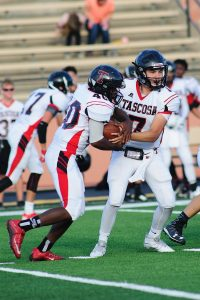 Tascosa vs Palo Duro ( JV) » August 24, 2016