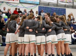 2/8/2019 Girls Varsity Basketball vs Davis