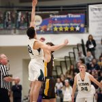 2/8/2019 Boys Varsity Basketball vs Davis
