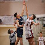 2/1/2019 Boys Varsity Basketball vs Northridge