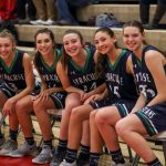 2/1/2019 Girls Varsity Basketball vs Northridge