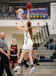 2/5/2019 Girls Varsity Basketball vs Weber