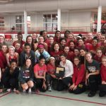 Lady Tigers win the HCC Indoor Invitational
