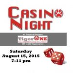 TigerOne Casino Night