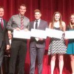 TigerOne Inaugural Scholarship Recipients