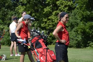Girls Golf vs North Central
