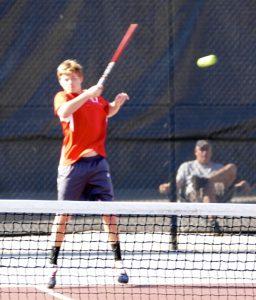 Boys Tennis @ LC