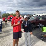 Fishers High School Boys Varsity Tennis earns 2nd of 8 at Warsaw Invite