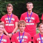 FHS Boys Varsity CC Win the New Haven Classic