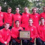 FHS Boys Varsity Cross Country Win the HCC CC Championship