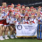 FHS Competition Cheer Captures State Title