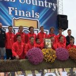 Fishers High School Boys Varsity Cross Country finishes 2nd place