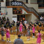 Fishers High School Girls Varsity Basketball falls to Noblesville High School 51-64