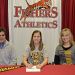 Sarah Congress signs to play Lacrosse @DePauwWLax