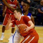 Boys Varsity Basketball falls to Franklin Central 53-60
