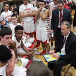 Leonard, Fishers playing with a 'boxer's mentality' in Sectional Championship