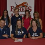 Maddie Murray signs to cheer @ButlerAthletics