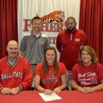 Megan Graves signs to jump @BallStateSports