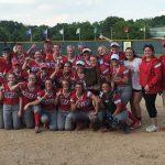 Varsity Softball wins @IHSAA1 Sectional