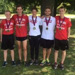 Varsity CC Finish 5th @ FTTF Invite in Peoria, IL
