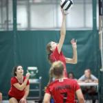 Freshman Volleyball falls to Westfield 2-0
