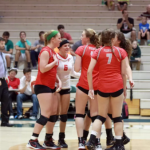 Volleyball Tigers vs Millers Sectional 8 Preview