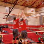 Fishers Boys Volleyball JV2 goes 1-1 Yesterday