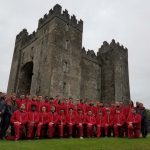 Rugby Team Travels to Ireland