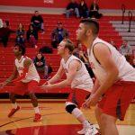 Boys Volleyball get wins over Cardinal Ritter