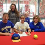 Aliyah Guilliam signs to play softball at Tallahassee CC @TCCEagles