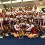 FHS Cheer sets the bar high at UCA camp!