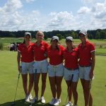 Fishers High School Girls Varsity Golf finishes 6th place