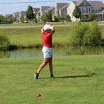 Junior Varsity Golf beat Carmel High School 177-188