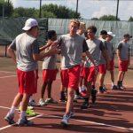 JV Boys Tennis vs Anderson - Photo Gallery