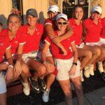Fishers High School Girls Junior Varsity Golf beat New Palestine High School 194-229
