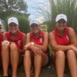 Fishers High School Girls Varsity Golf finishes 4th place