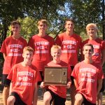 Boys CC Win the HCC Title for the 5th Time in Program History