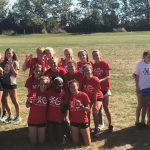 Fishers High School Girls Varsity Cross Country finishes 2nd place