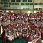 JV Cheer places 3rd at State
