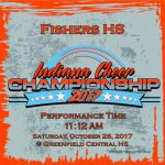 2017 Indiana Cheer Championship Prelims