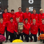 Boys Varsity Cross Country IHSAA State Runner-up